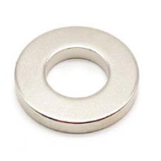 Неодимовый магнит кольцо 20х10х3 мм