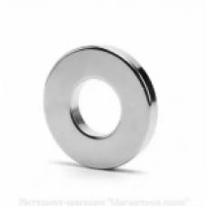 Неодимовый магнит кольцо 45х16х6 мм