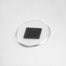 Круглый акриловый магнит 40 мм