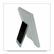 Прямоугольный акриловый магнит на ножке 110х80
