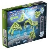 Магнитный конструктор GEOMAG Kids Glowing 60